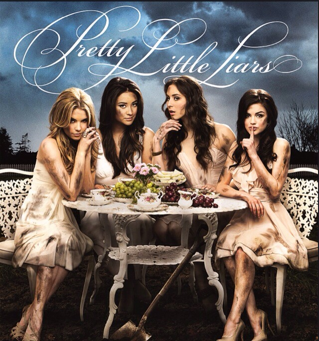 Pretty little liars This is a very good tv series one of the best in my opinion. Teen drama, mystery, thriller