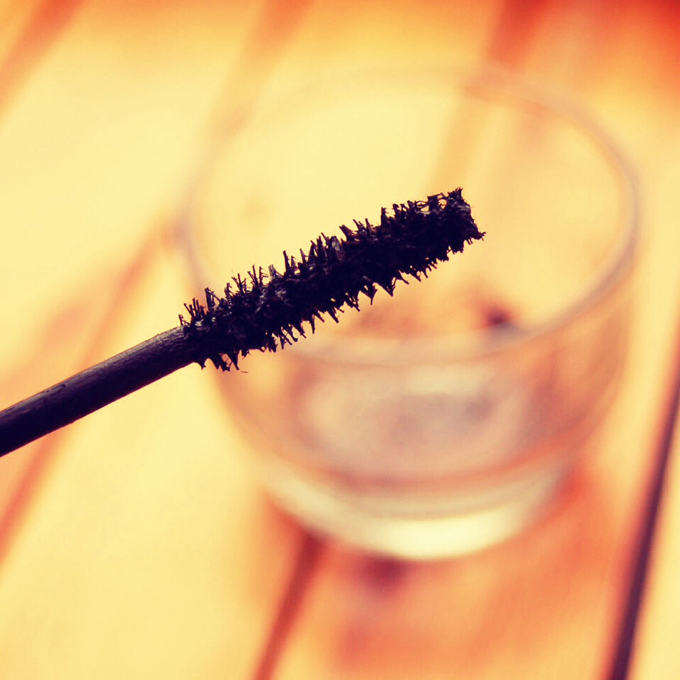 Homemade Mascara:)