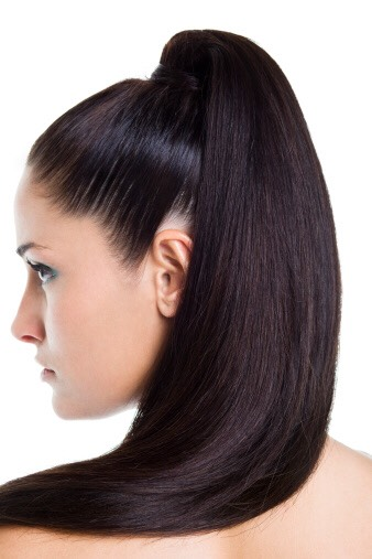 1) slicking back stray hair. Be sure not to use to much or use it all over your hair it will make it look and feel greasy!