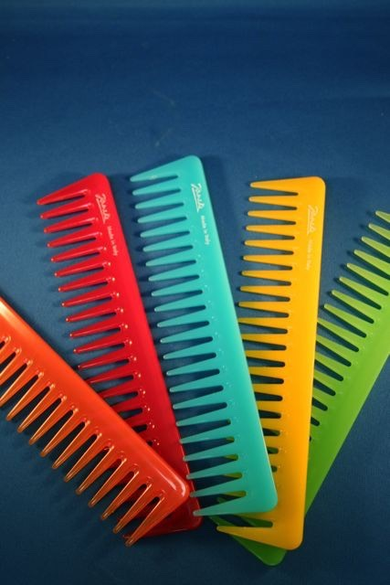 Don't brush ur hair when it's wet because it will break it and will cause split ends. Use a wide toothed comb
