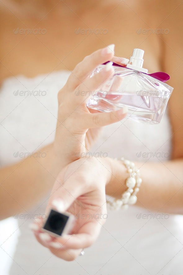 By puttng perfume on your wrists, it allows your pulse to warm the perfume up and release settle hints of your perfume.  While keeping it on for a while longer.