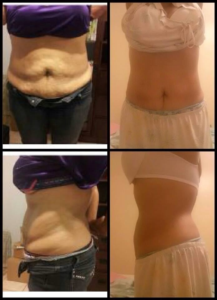 Tone, tighten, and firm your body in only 45 min! Wrap anywhere!!:) you will love the results!!