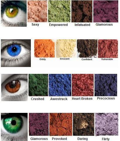 these colors will complement your beautiful eyes too