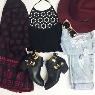 3. Alwaysmeclothing: Super hip and fashionable pieces that are also super inexpensive!