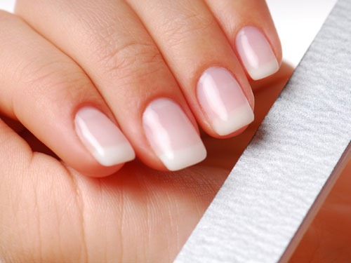 Repeat these steps until your nails are as long as you want!