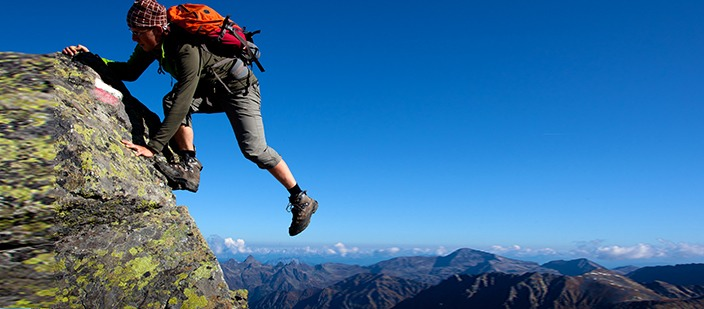7. Rock Climbing
