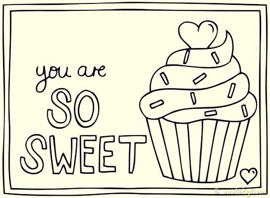 Sweet Like A Cupcake