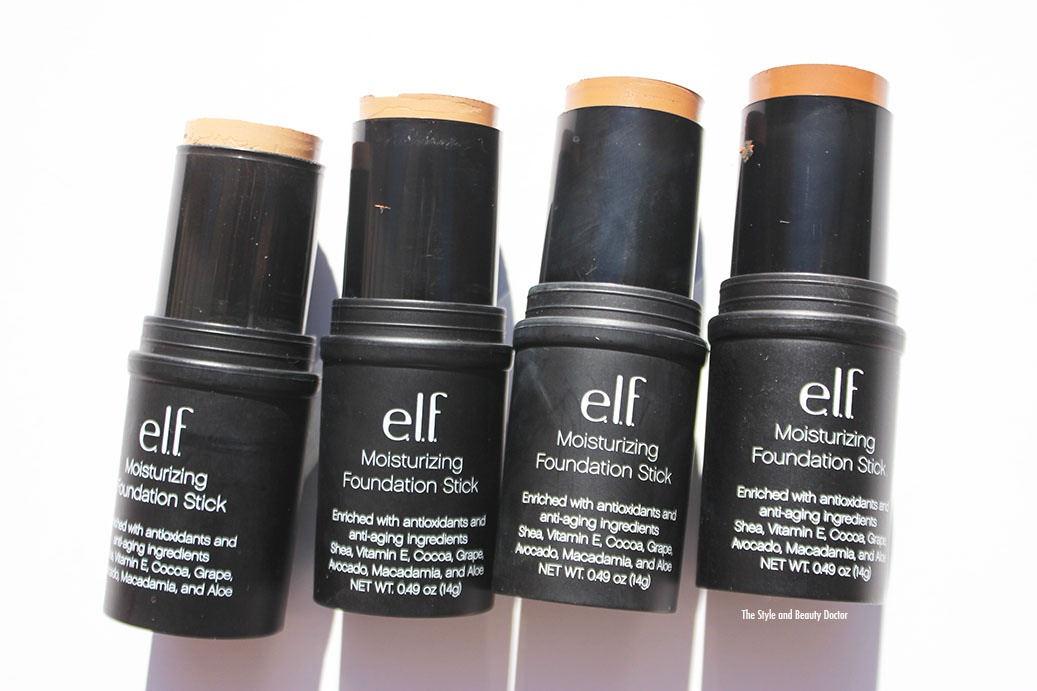 There are many different types of foundations that E.L.F makes including liquid, stick, mineral, etc...