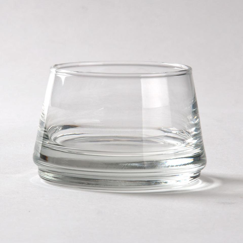 A mini cup, like a dessert bowl