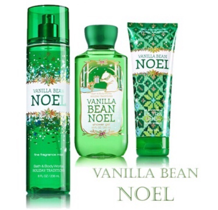 Vanilla bean Noel will definitely be your new favourite scent !