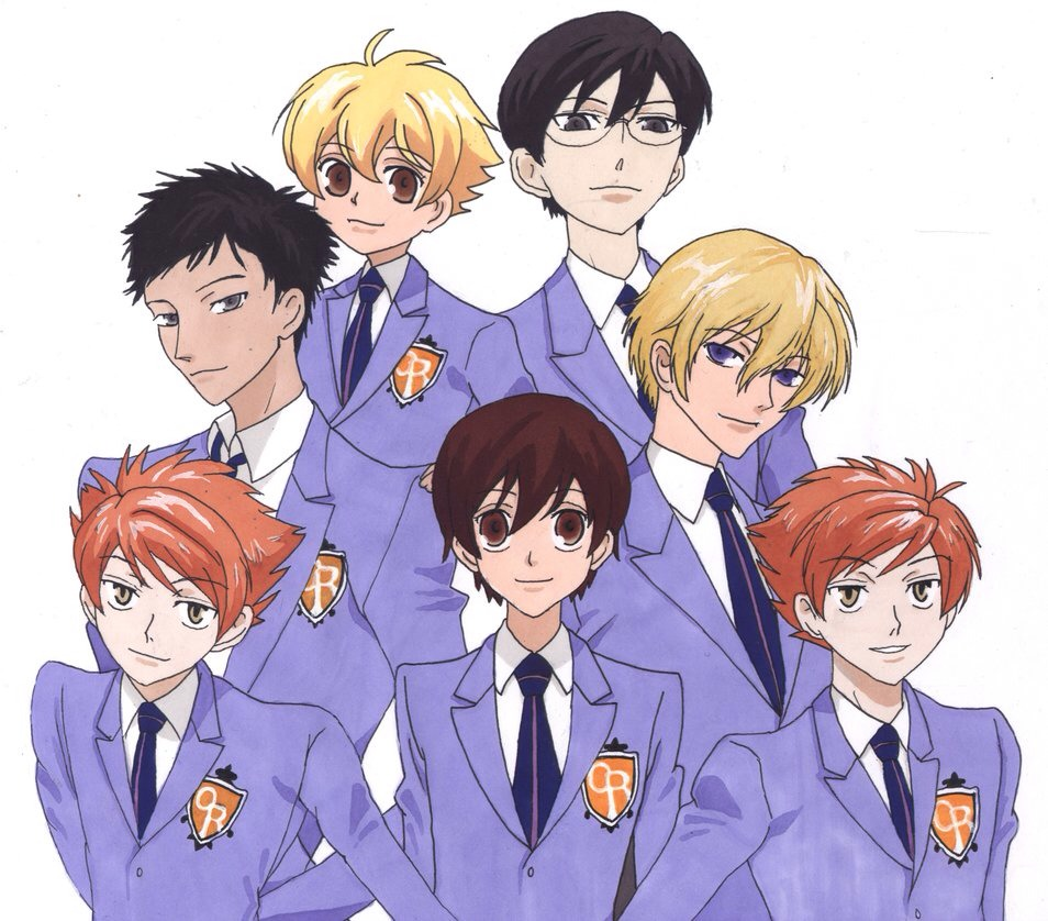 Ouran Highschool Host Club is absolutely wonderful and very funny. The English dub is great too!