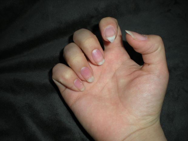 Grow your nail(s) out to at least a quarter inch (about 6mm)