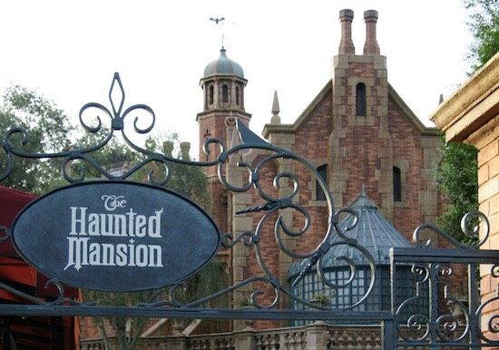 Haunted Mansion A spine-tingling tour through an eerie haunted estate, home to ghosts, ghouls and supernatural surprises  Height: Any FP+: Yes