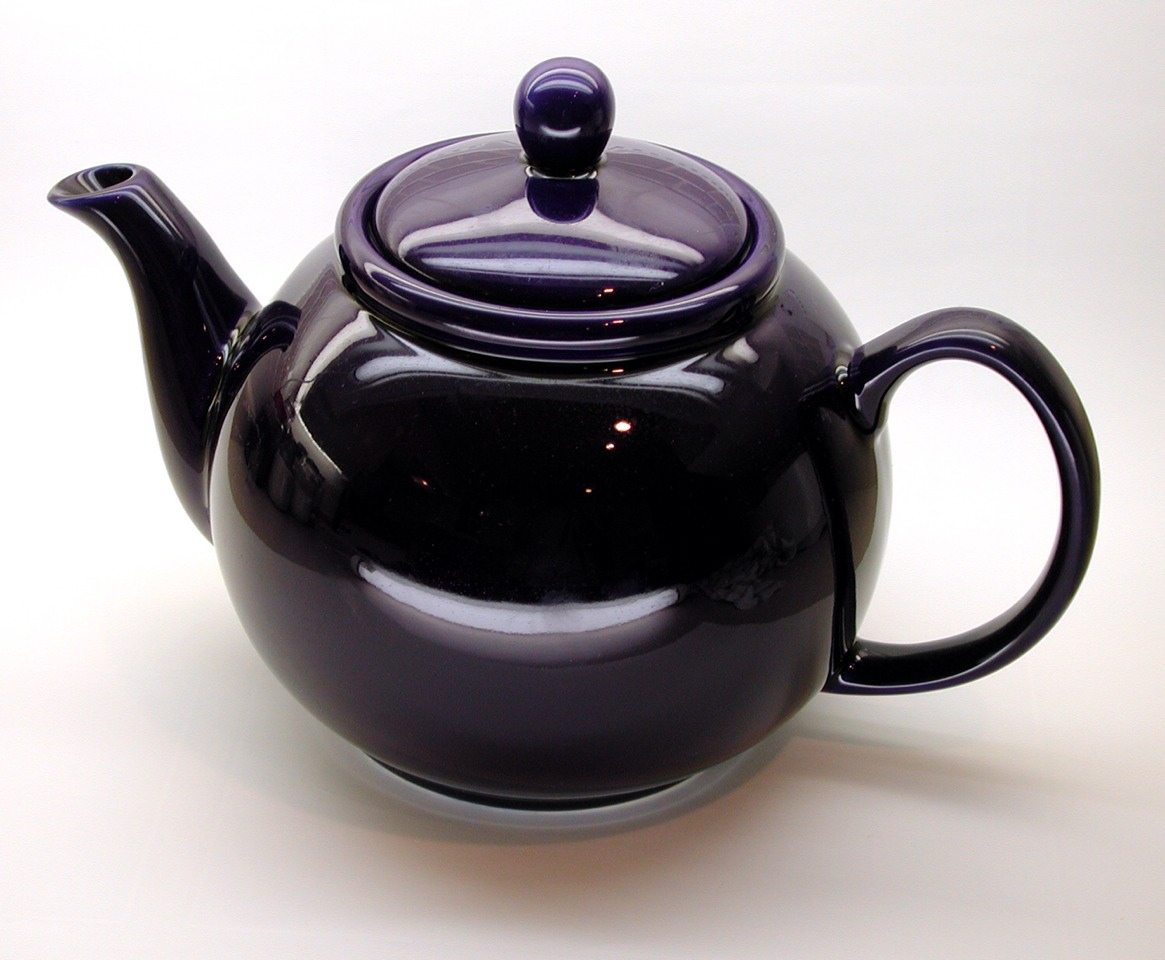To clean the spout of a teapot, pack it with salt and leave to stand overnight, then rinse clean.
