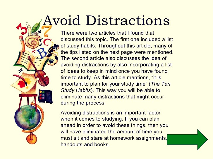 Avoid distractions❗️❗️ Before starting to revise, turn off your phone so you don't get distracted from your revision.  This may be hard but you know you can do it!