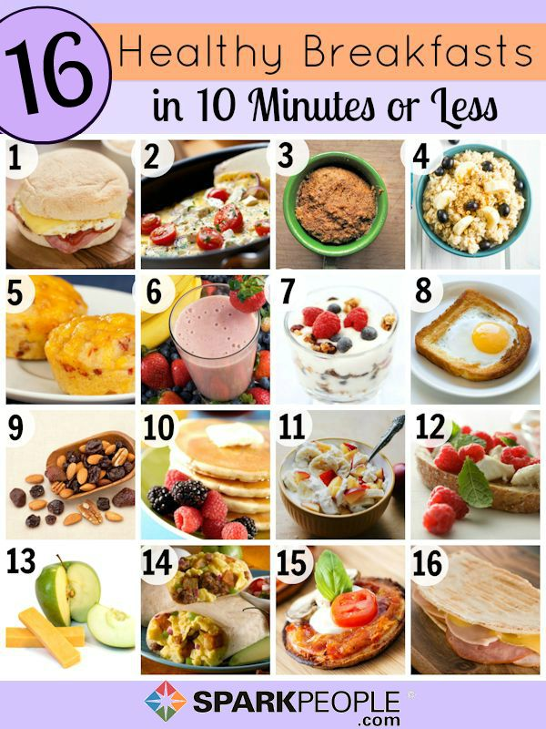 Quick Easy Breakfast Ideas By Miriam Reyes