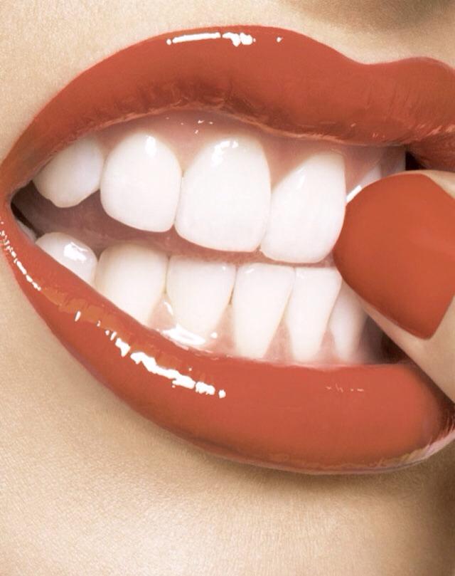 Want teeth like this?