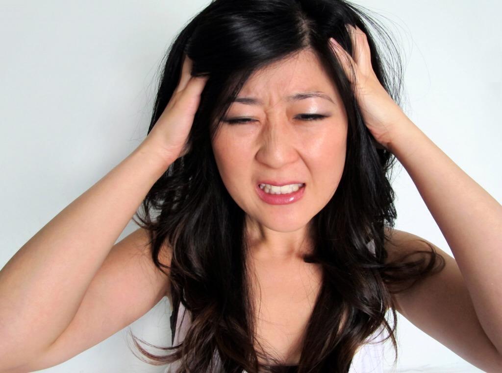 Have a bad headache?