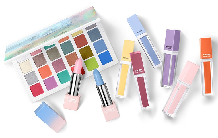 CAN YOU MAKEUP YOUR MIND WHICH IS YOUR FAVE SHADE IN THE #PantoneContest?