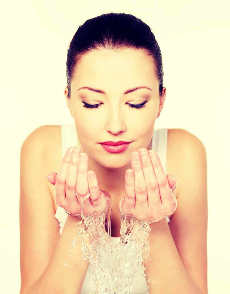 6. Use your Cleanser  Your cleanser may be even more important than your moisturiser. A nonsoap cleanser is ideal, it helps replace the moisture barrier in the skin, consider it a prevention. Use your cleanser to avoid dryness, eczema, etc rather than just treating these issues when they flare up.