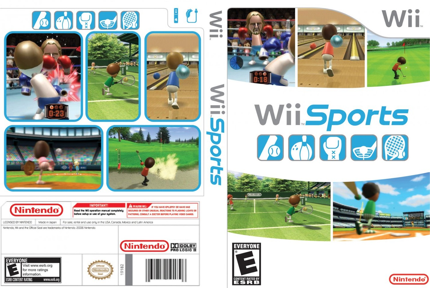 Wii sports DVD is a great wii exercise get it at GameStop