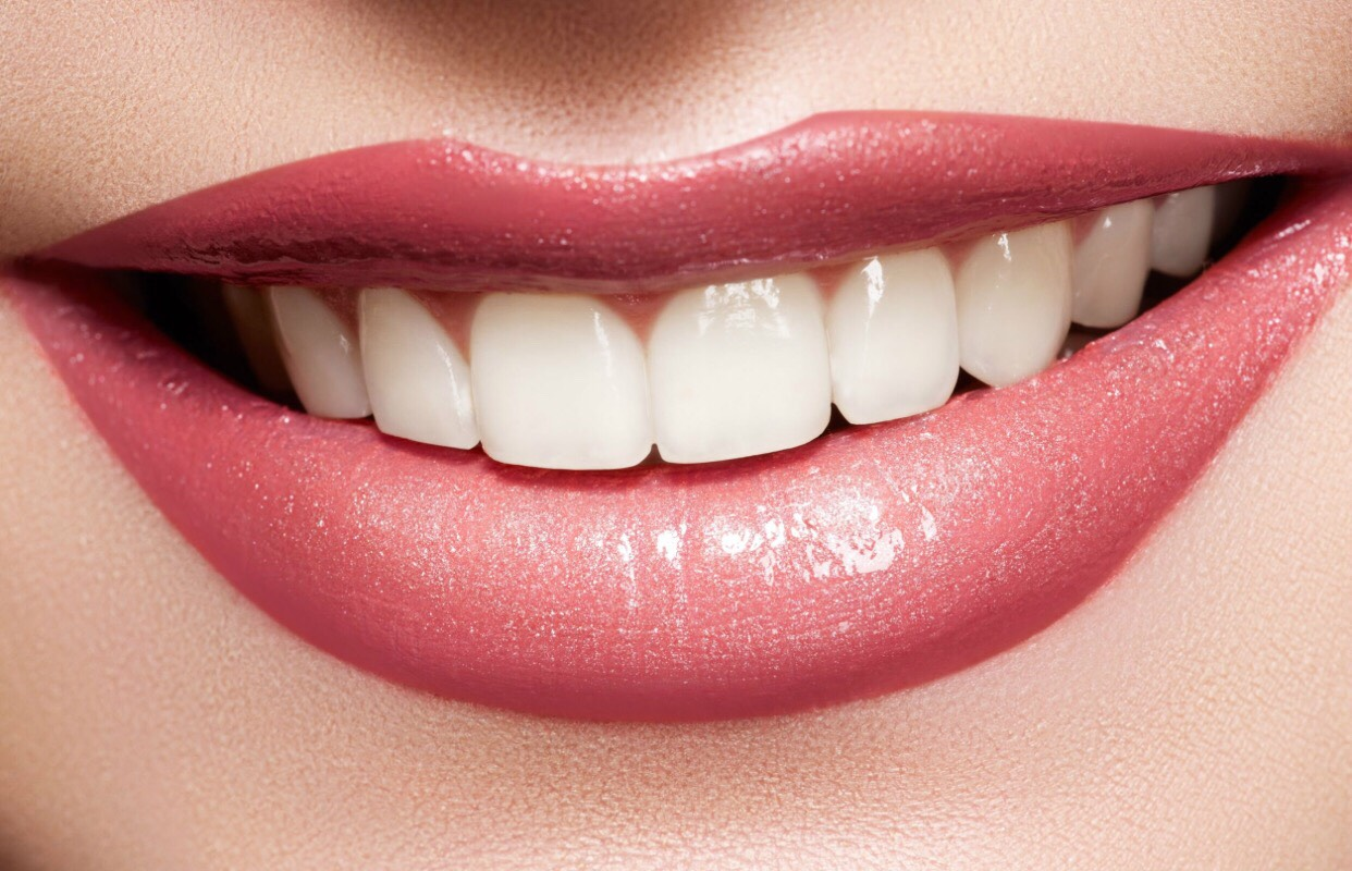 7. Smile. Whiten teeth