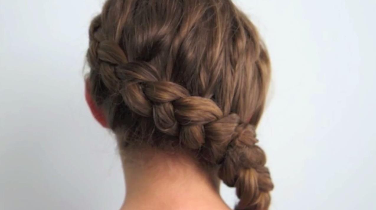 This is a Katniss Everdeen braid.
