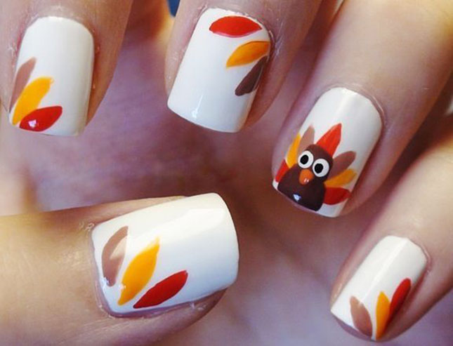 5 - Musely - Easy Nail Designs For Fall Graham Reid - Easy Fall Nail Designs Graham Reid