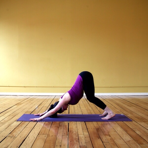 Yoga will not only make you more flexible and tone your body, but it will also relax your mind. Put on some soothing music, unroll your yoga mat, and start practicing. You'll only get better the more that you do it, so don't get lazy.