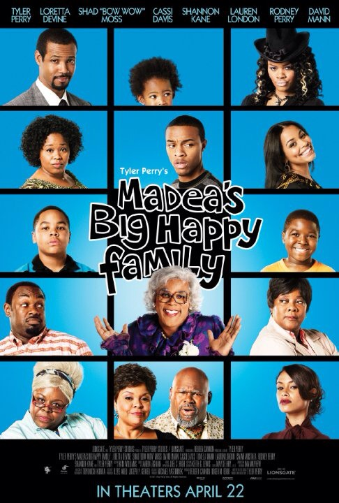 Madea's Bug Happy Family- 2011