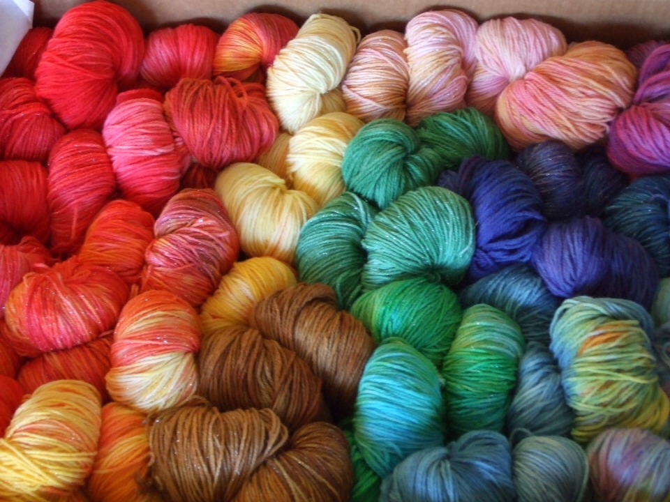 Get some string/yarn