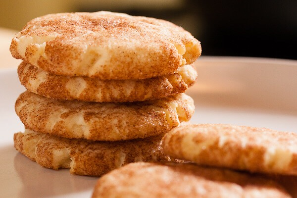 Snickerdoodles Cinnamon and sugar on a buttery cookie! Perfection in every bite!  http://www.foodnetwork.com/recipes/trisha-yearwood/snickerdoodles-recipe.html
