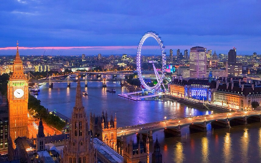 London is the capital city of Great Britain❤️