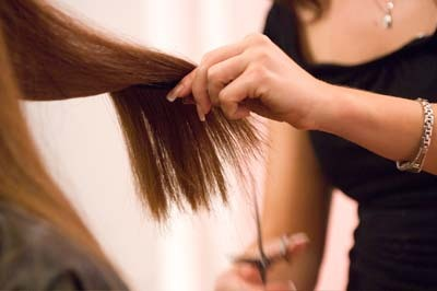 Make sure to get a hair cut every 6-8 weeks to keep your hair healthy