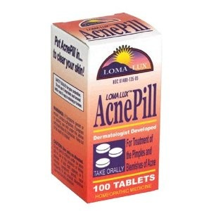 Consider going on an acne pill- an oral medication.
