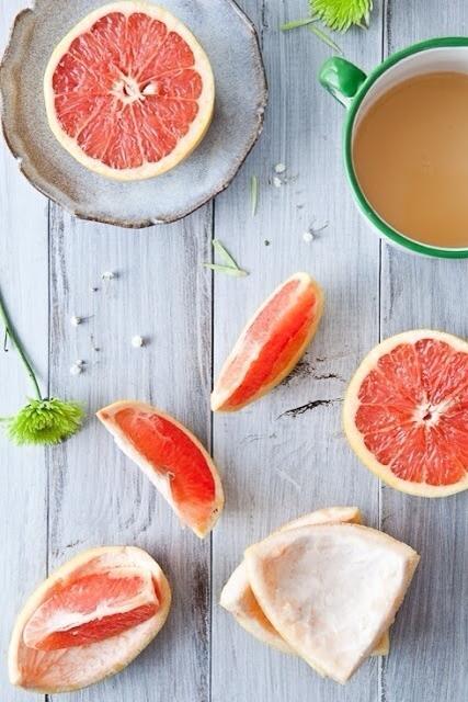 8. grapefruit is great