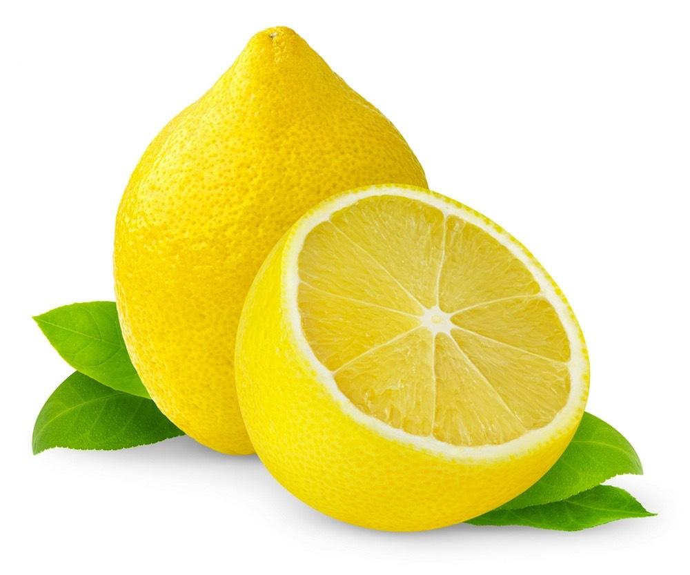 5 drops lemon juice