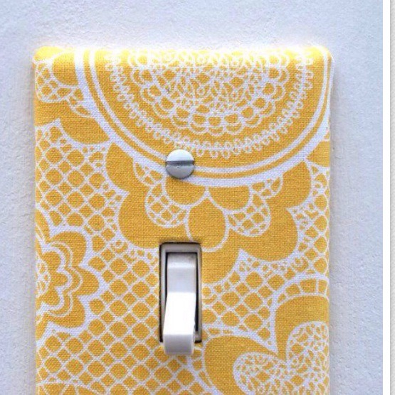Funk up your light switch 😊