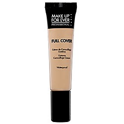 What it is: An ultra long-lasting, matte finish, oil-free, waterproof, full coverage concealer.