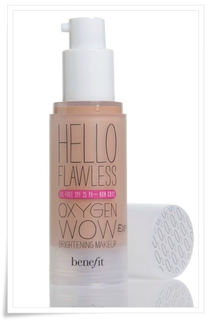 Hello flawless foundation from benefit.