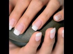 Put in in your nails and you will se fast results