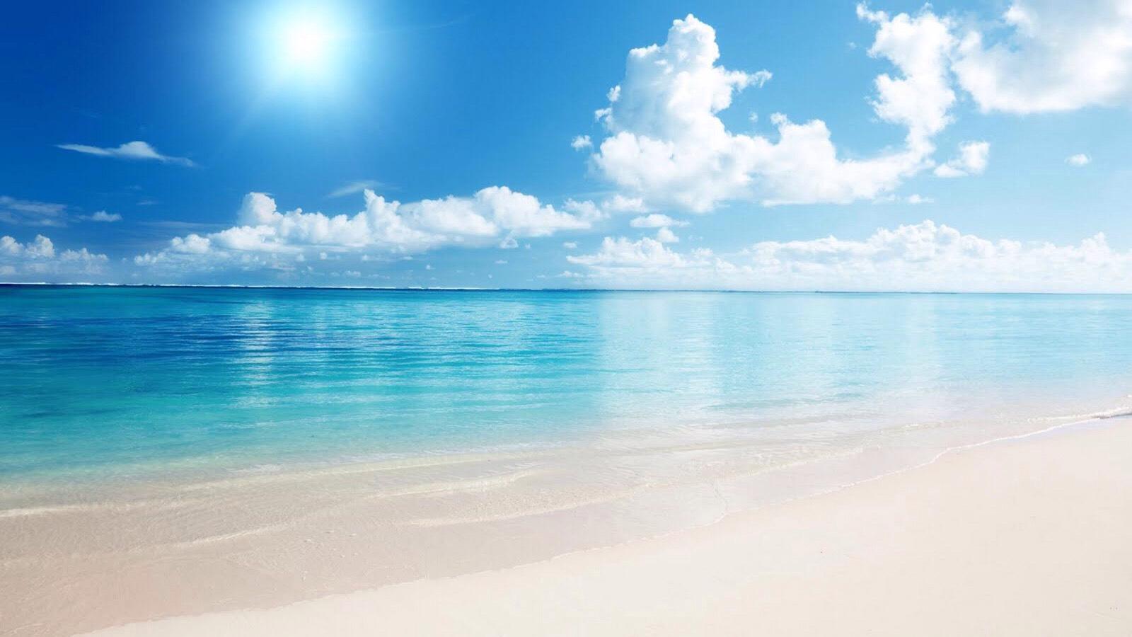 Go to the beach ☀️