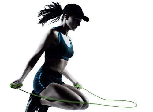 3. Jumping rope