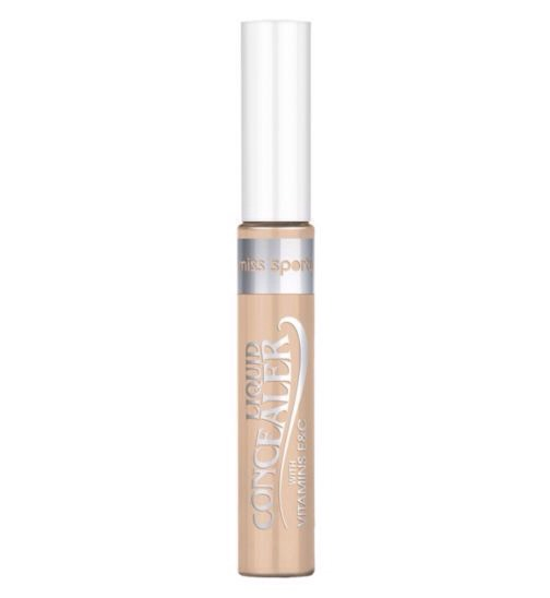 Quick conceal! This concealer comes in three different shades (light, medium and dark) and covers up extremely well. Not to mention that it's also cheap!