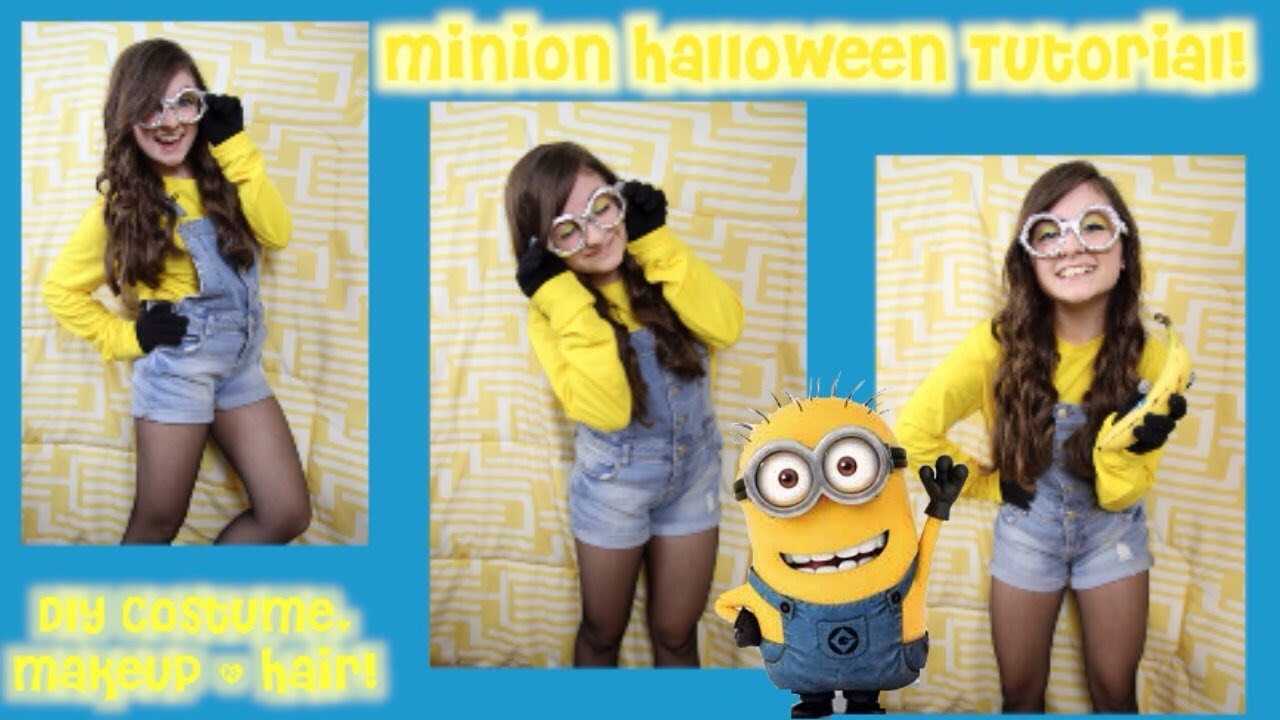 Super cute minions you could even do this as a group!