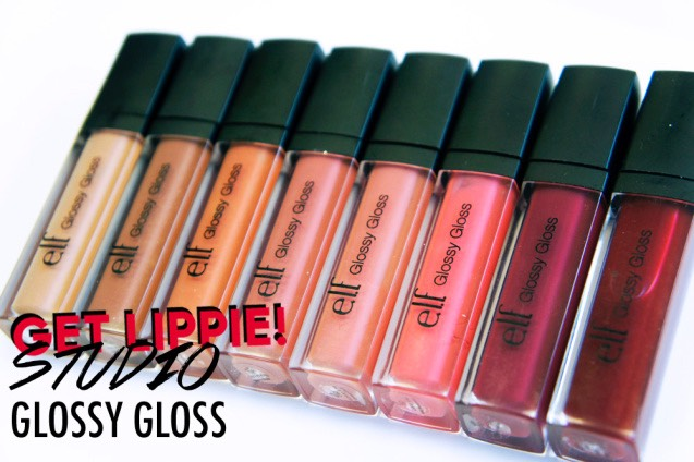 GO FOR THE GLOSS DUPE! ELF GLOSSY GLOSS IN BALLET SLIPPERS IS NEAR IDENTICAL ON TO SNOB BY MAC!