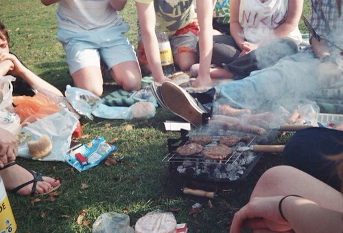 9. Have a BBQ