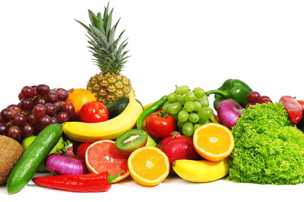 🍎FOLLOW A HEALTHY DIET🍎  That contains lots of fruit and vegetables, Vitamin. C and Folic Acid!