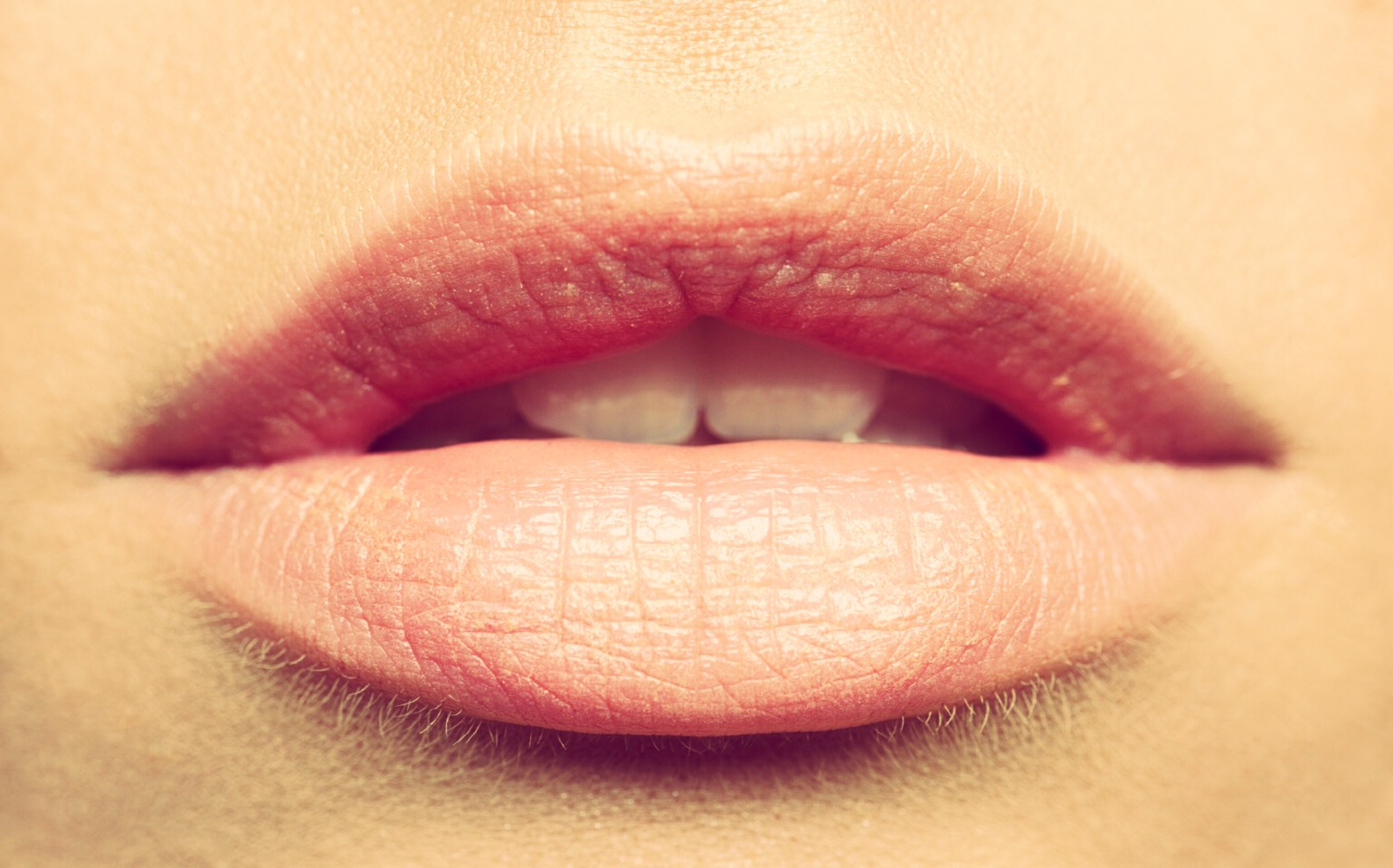 There's the obvious of adding Vaseline to your lips to moisturize them
