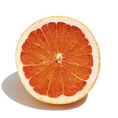 Grapefruit to reduce appetite One small study of rats published in the journal Neuroscience Letters found that inhaling grapefruit oil can inhibit a key gastric nerve, dulling the sensation of hunger.
